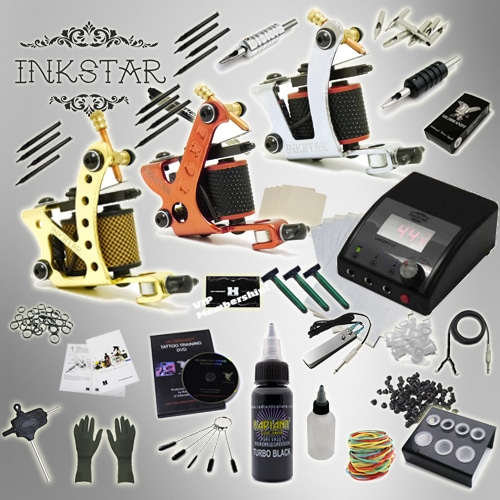 Tattoo Kit Inkstar TKI3CBLK