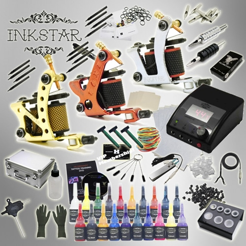 Tattoo Kit Inkstar TKI3CC20