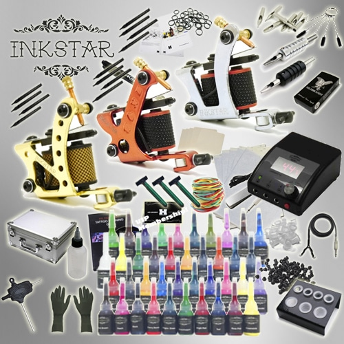 Tattoo Kit Inkstar TKI3CC40