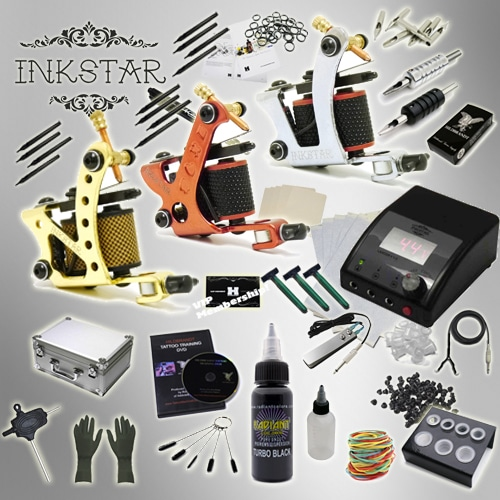 Tattoo Kit Inkstar TKI3CCBLK