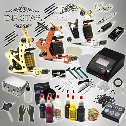 The hildbrandt professional tattoo supply kit system 2 for Cheap autoclaves tattooing
