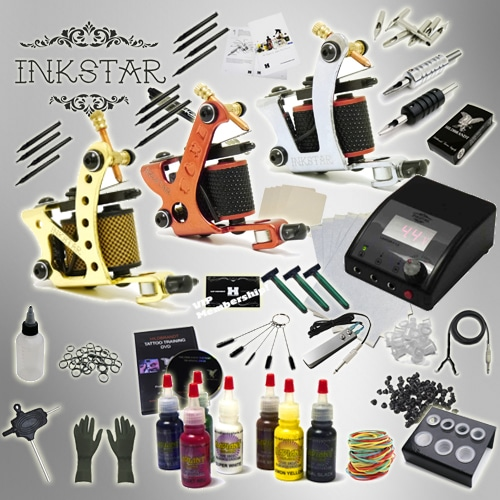 Tattoo Kit Inkstar TKI3CRC7