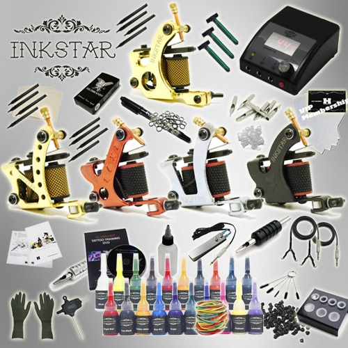 Tattoo Kit Inkstar TKI5C20