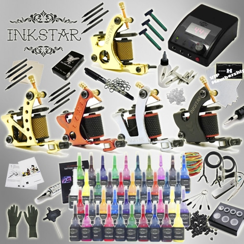 Tattoo Kit Inkstar TKI5C40