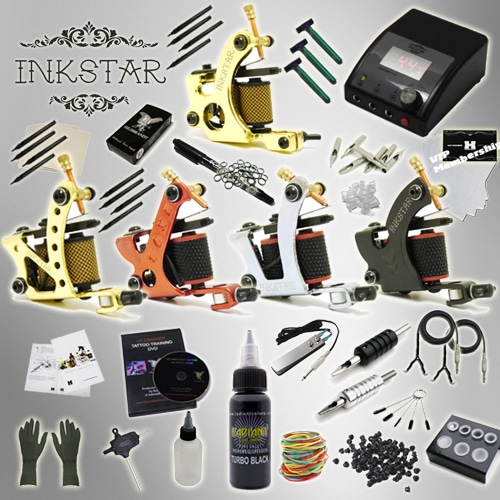 Tattoo Kit nkstar TKI5CBLK