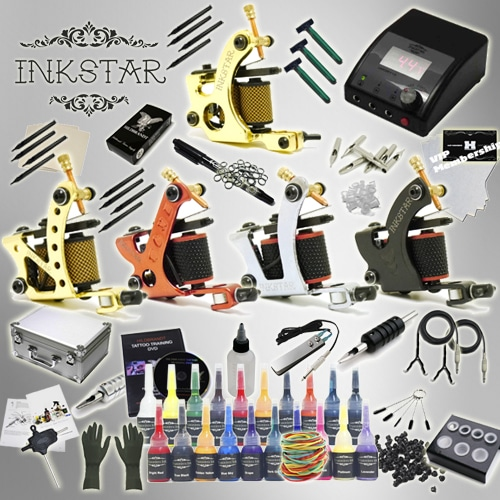 Tattoo Kit Inkstar TKI5CC20