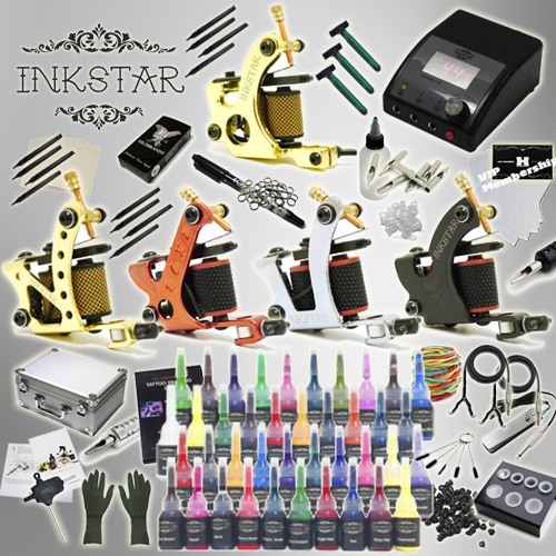 Tattoo Kit Inkstar TKI5CC40