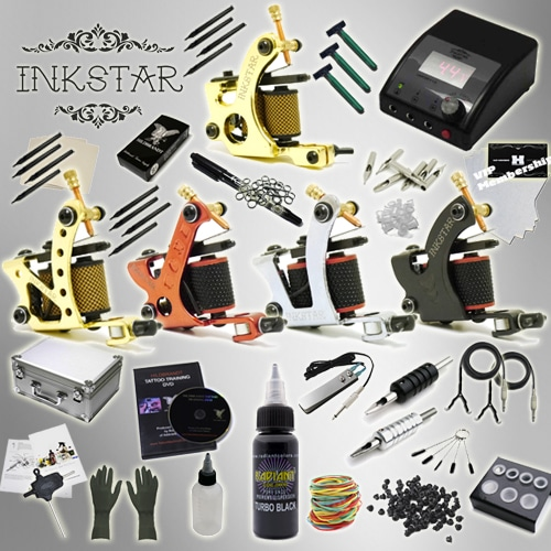 Tattoo Kit Inkstar TKI5CCBLK