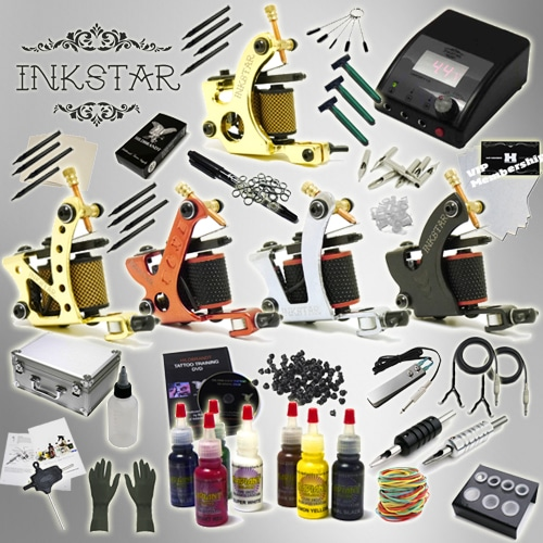 Tattoo Kit Inkstar TKI5CCRC7