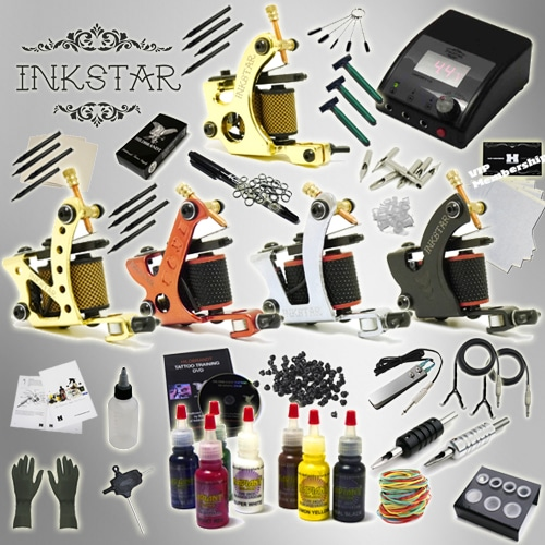 Tattoo Kit Inkstar TKI5CRC7