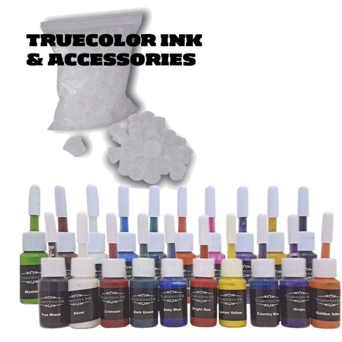 tattoo ink set true color 20