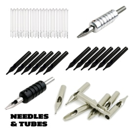 Tattoo Needles Tubes TKI3