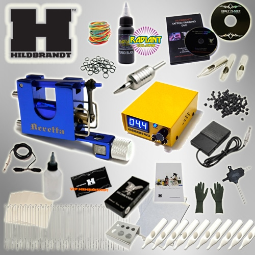 Hildbrandt Adept Rotary Tattoo Kit