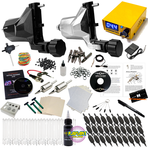 Hildbrandt Tattoo Kit Pro TKHTRAR 2021
