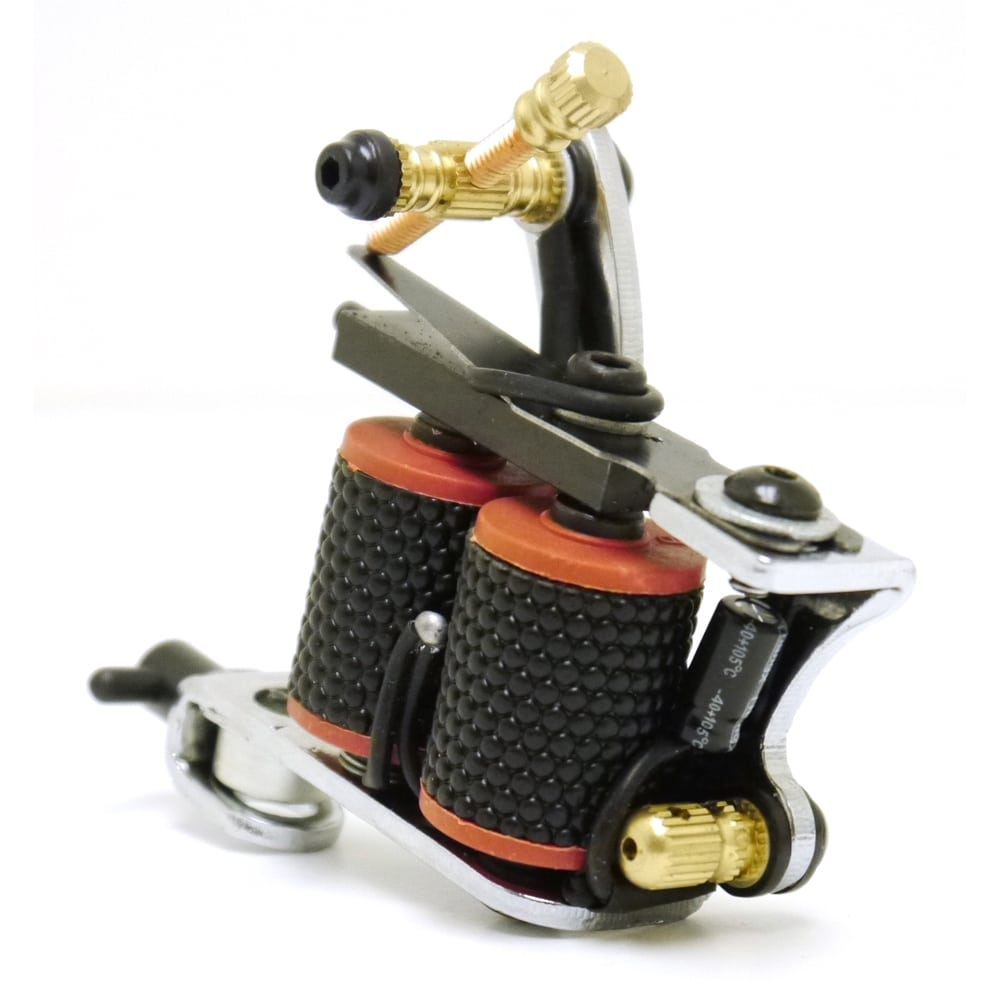The Bolt Tattoo Machine By Inkstar Is Setup As A 10 Wrap Packer Rotary Diagram Hildbrandt Search For
