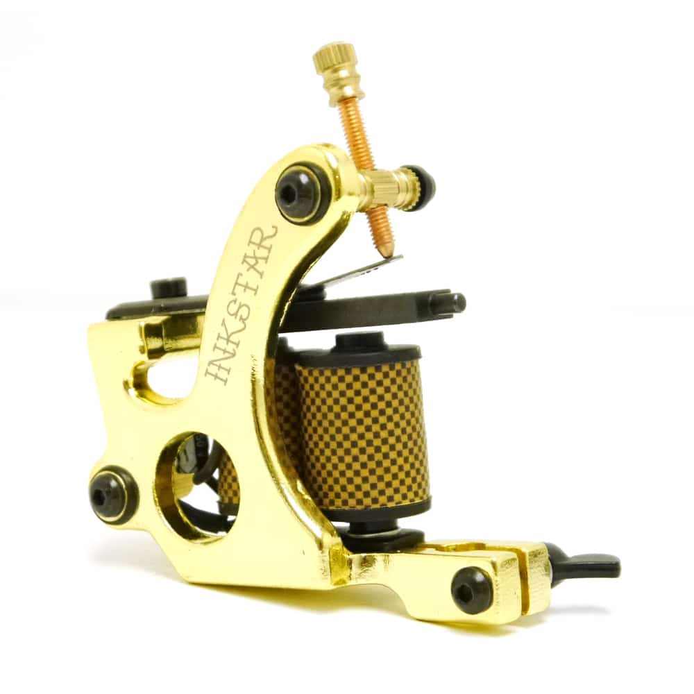 The Halo Tattoo Machine, 8 Wrap Liner by Inkstar