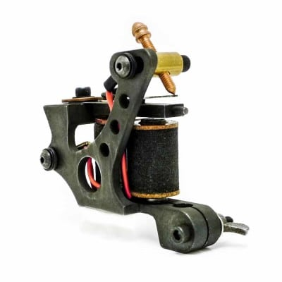 Custom tattoo machine jon moniz 1