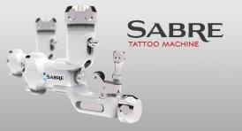 sabre rotary tattoo machine advert
