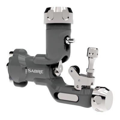 sabre rotary tattoo machine gray GALLERY