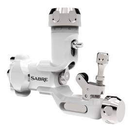 sabre rotary tattoo machine white GALLERY