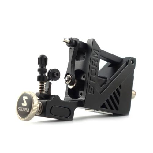storm rotary tattoo machine black v2 2