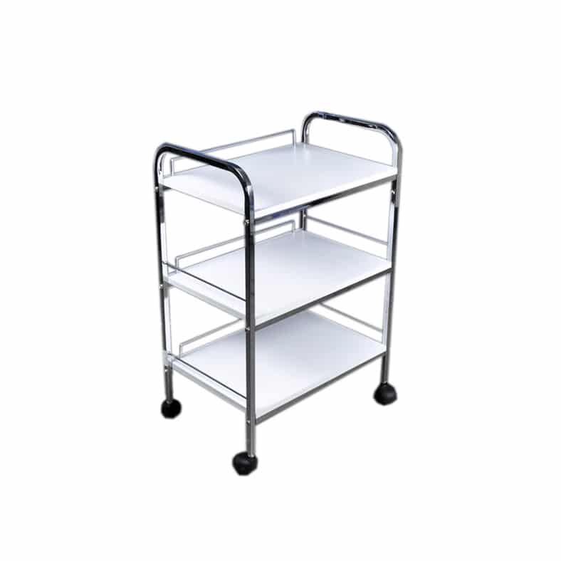 tattoo shop tray and trolley