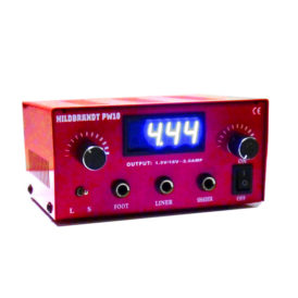 Hildbrandt Abrams Tattoo Power Supply 0