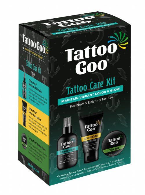 Tattoo Goo Aftercare Kit 5