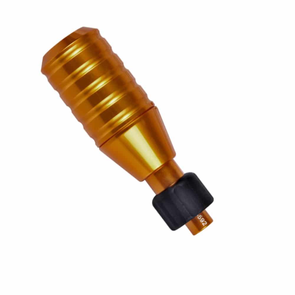 cheyenne grip orange 25mm 1