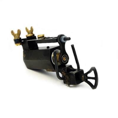 dickie golden black rotary tattoo machine 5