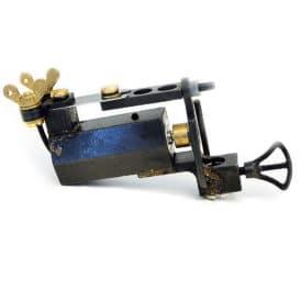 dickie golden black rotary tattoo machine 6