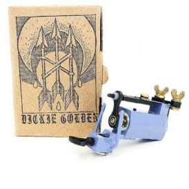 dickie golden blue rotary tattoo machine 1