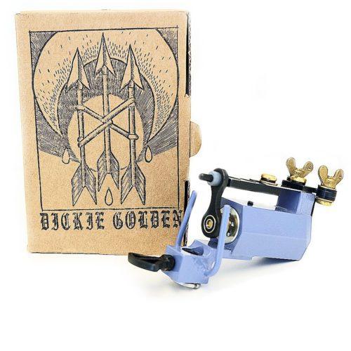 dickie golden blue rotary tattoo machine 1
