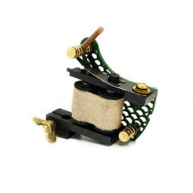dickie golden jesus scale coil tattoo machine 3a
