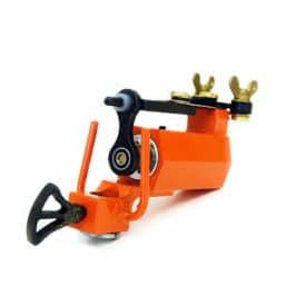 dickie golden orange rotary tattoo machine 3