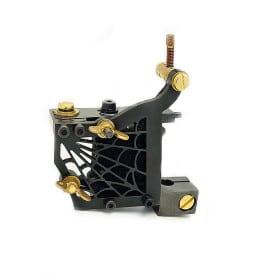dickie golden spider coil tattoo machine 5a