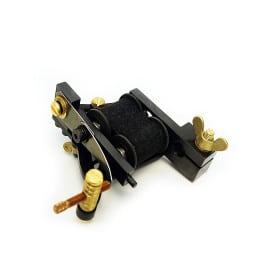 dickie golden spider coil tattoo machine 7a