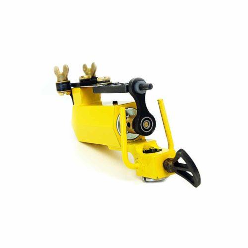 dickie golden yellow rotary tattoo machine 5