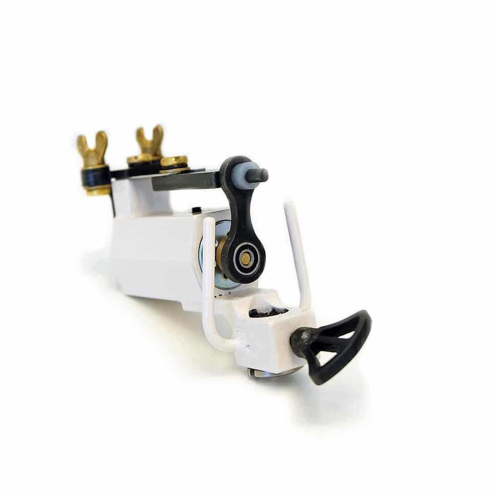 dickie golden leistung rotary tatto machine white