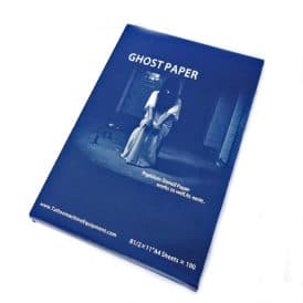 ghost paper thermal transfer paper