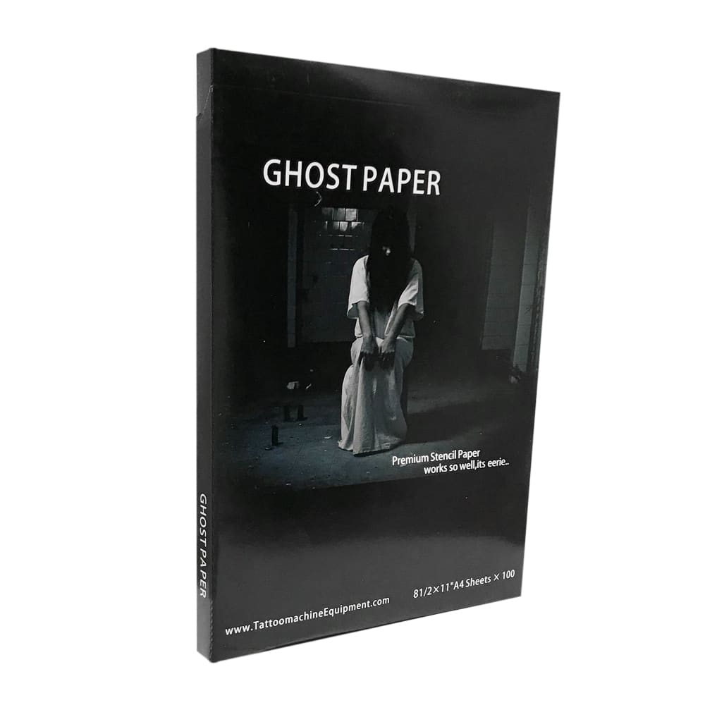 Ghost Paper Transfer Paper 4