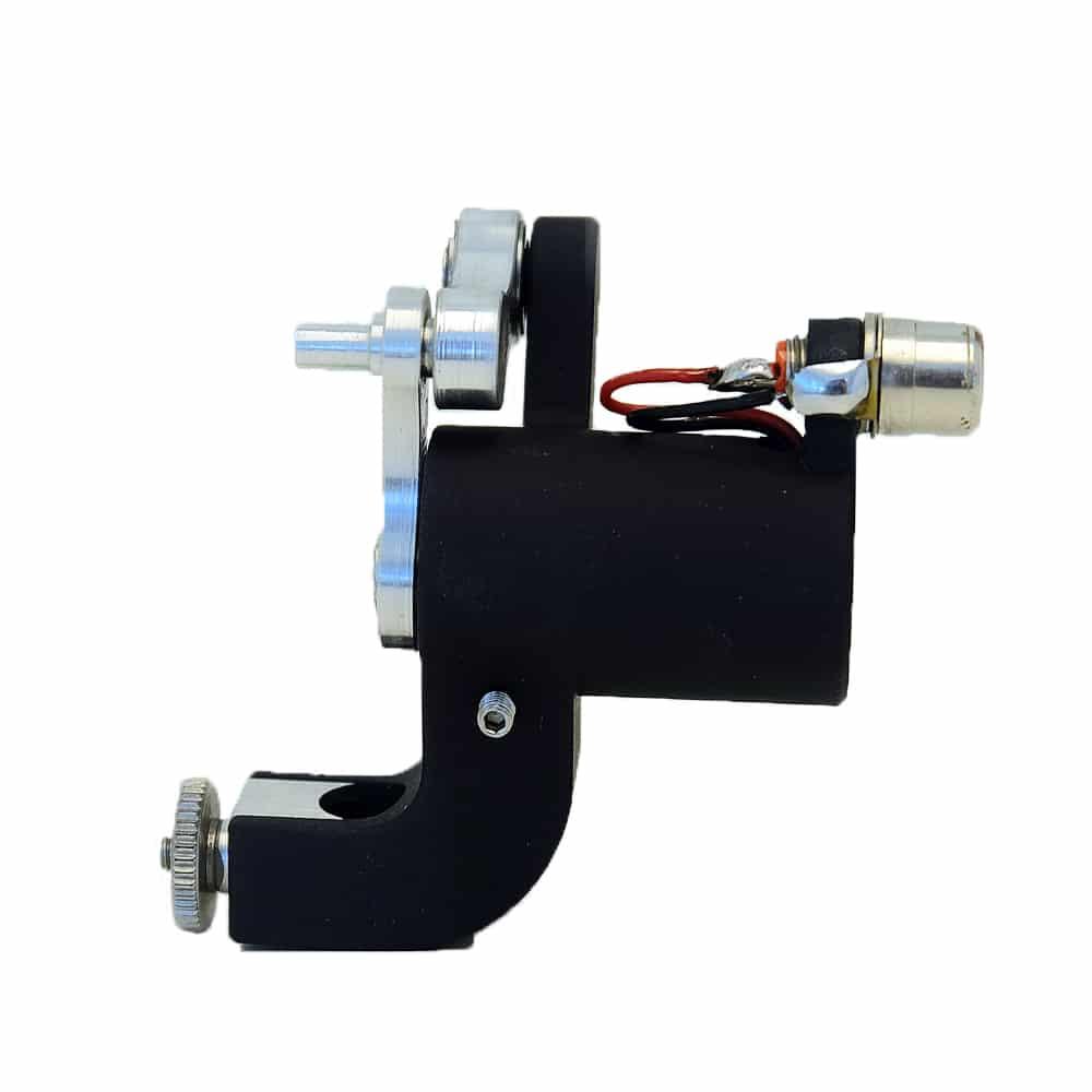 jack steel rotary tattoo machine black 2
