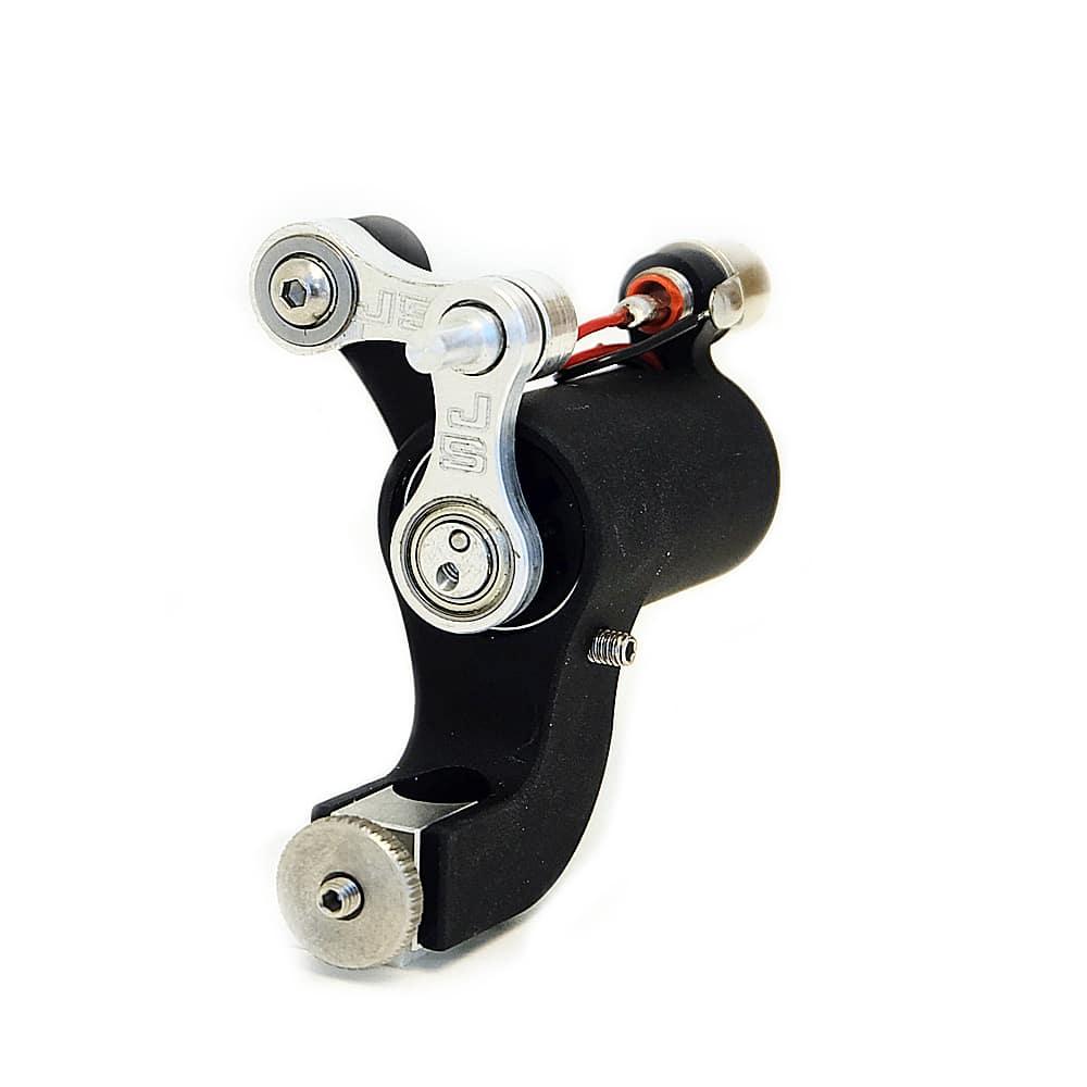 jack steel rotary tattoo machine black 5a