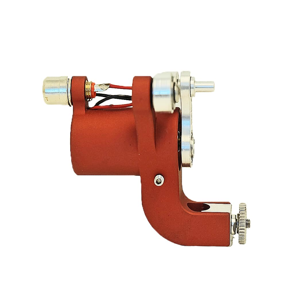 jack steel rotary tattoo machine red 1