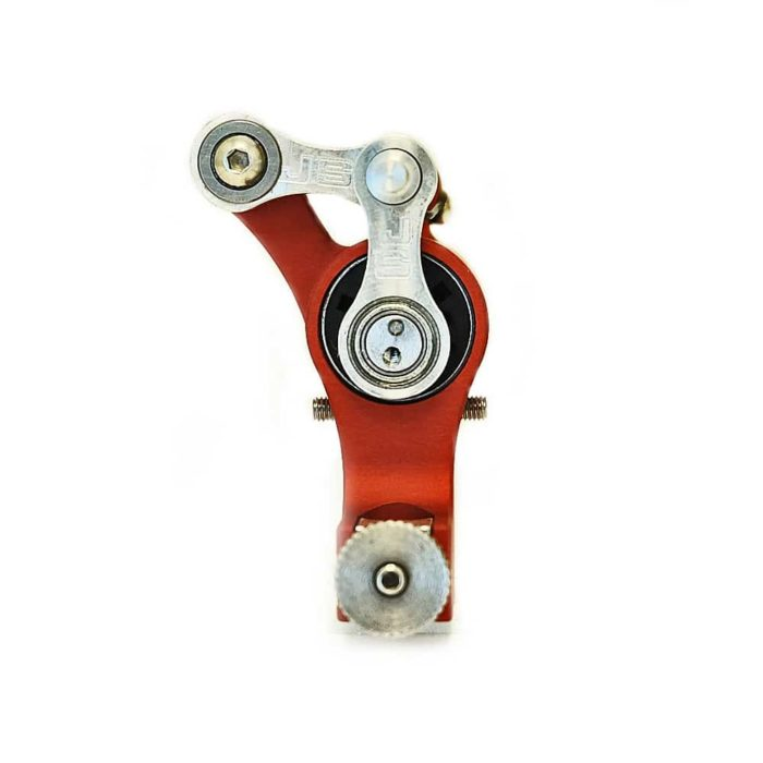 jack steel rotary tattoo machine red 5