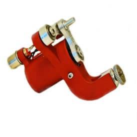 jack steel rotary tattoo machine red 6