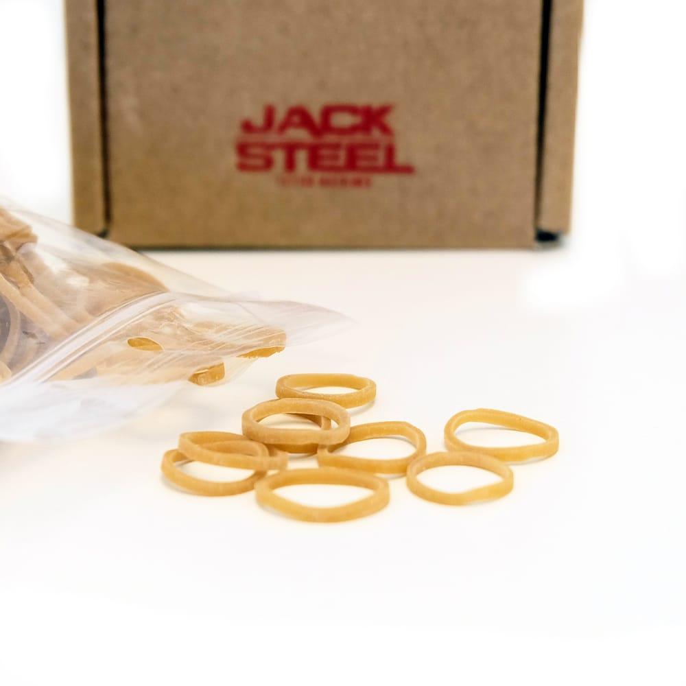 jack steel rotary tattoo machine rubber bands