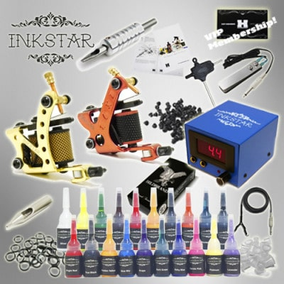 Tattoo Kit Inkstar TKI2D20