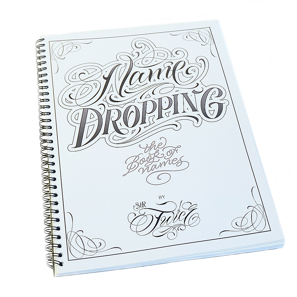 name dropping book 2