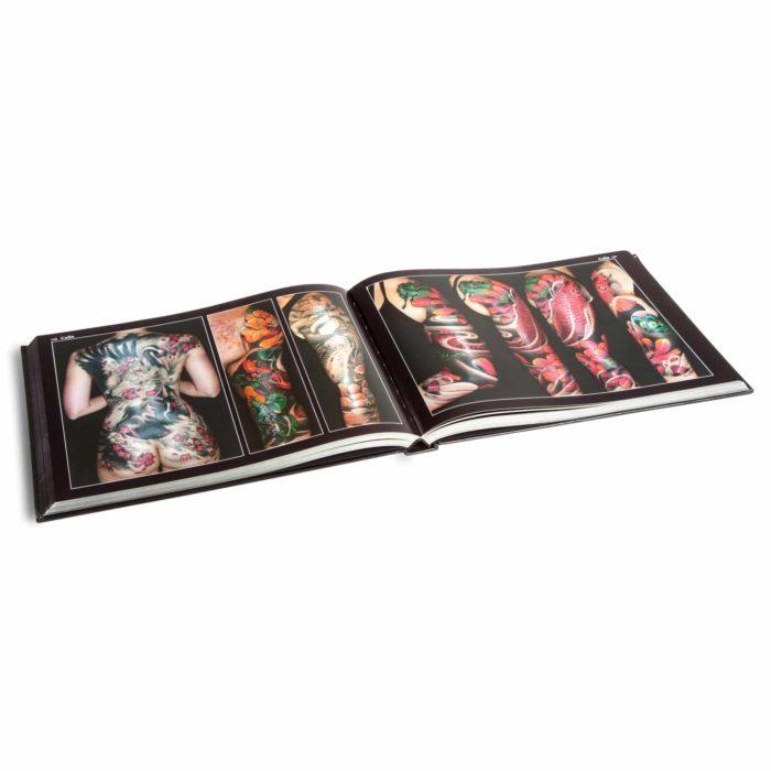 Mike Devries Animal Ink Tattoo Book 1